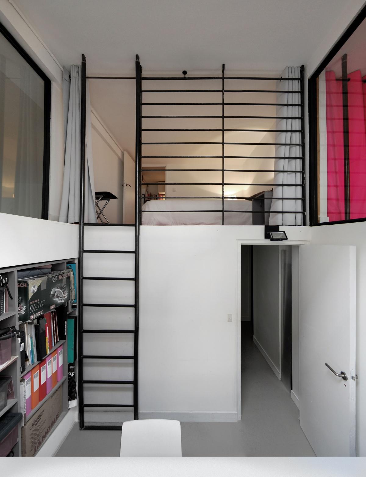 Duplex à Paris : Chambre 2