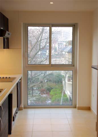 Rénovation d'un appartement à l'Ile de la Jatte (92) : cuisine