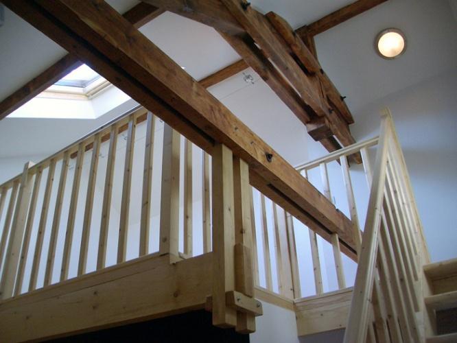 Extension d'une maison de ville, Sartrouville (78) : 6-12-2010-SAR intérieur 2