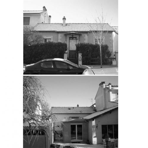Surélévation d'une maison de ville, Antony (92) : image_projet_mini_29589