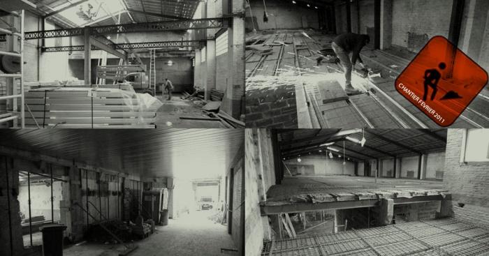Ateliers 188 : Chantier12