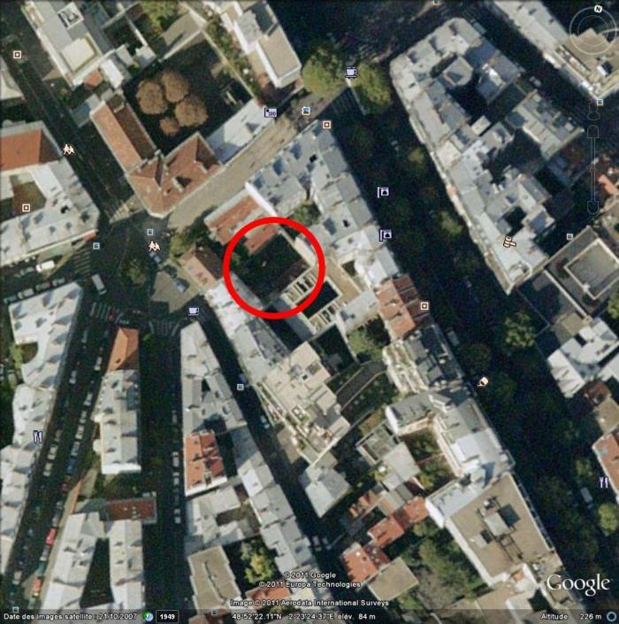Trois maisons de ville, duplex et studio : image_projet_mini_42175
