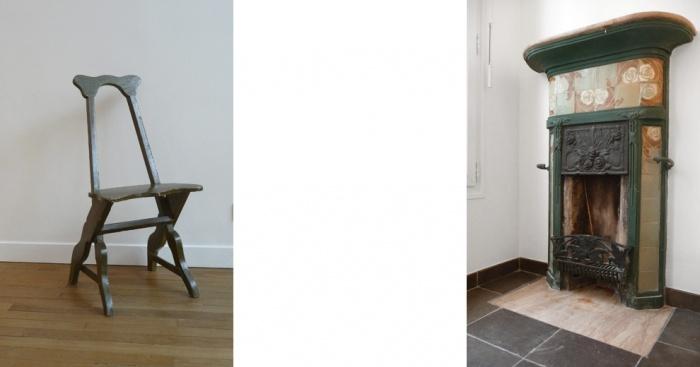 Villa Louvat : mobilier louvat