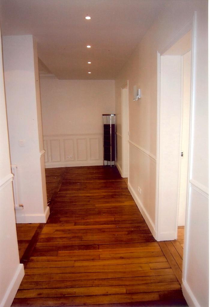 Restructuration d'un appartement (3Pièces)