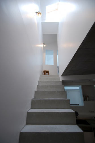 Transformation d'un immeuble en loft- Clichy : clichy 08