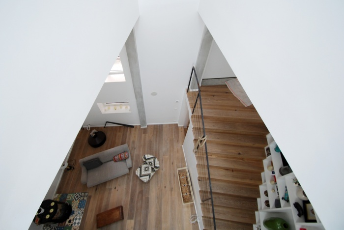 TRANSFORMATION D'UN IMMEUBLE EN LOFT - CLICHY