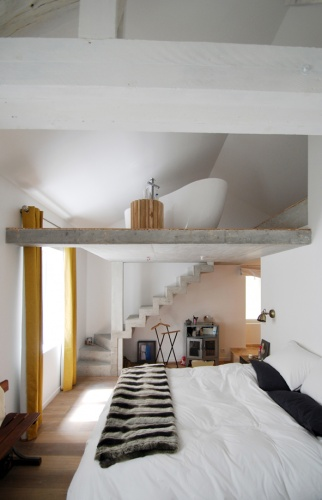 Transformation d'un immeuble en loft- Clichy : clichy 07