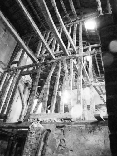 Transformation d'un immeuble en loft- Clichy : clichy site 1
