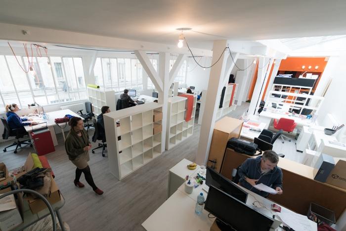 Rénovation: LAWOMATIC II, espace de Coworking : _PEY6147