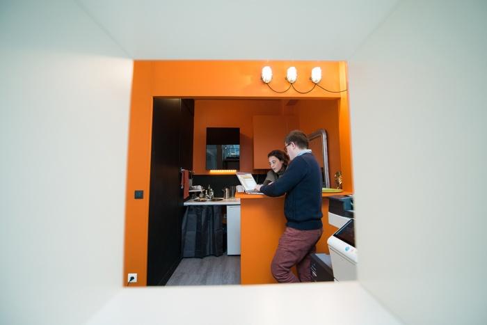 Rénovation: LAWOMATIC II, espace de Coworking : _PEY6198