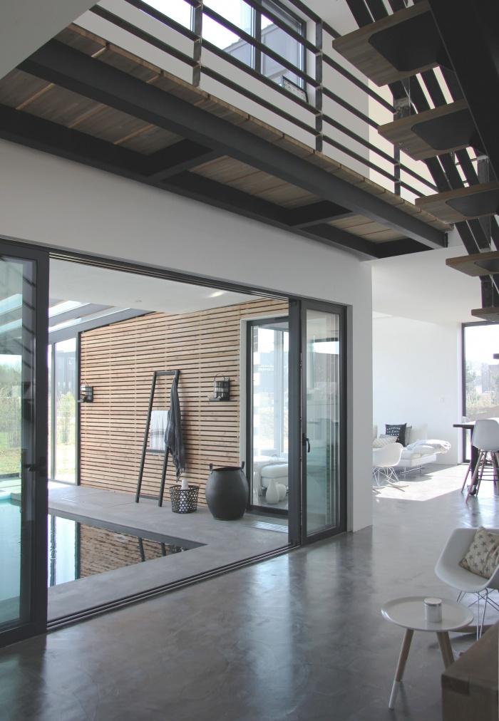 Maison ossature bois : Ar