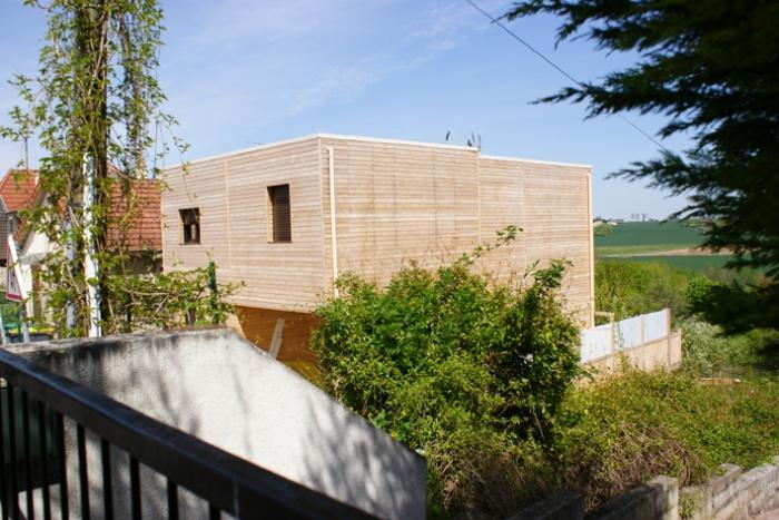 Maison bois en Autoconstruction (77) : DSC02937