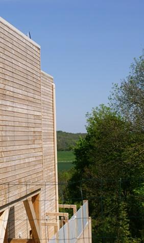 Maison bois en Autoconstruction (77)