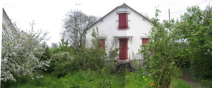 Extension d'un maison des années 1930 (77)