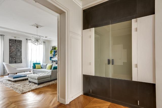 Appartement Paris 9 : Poissonnières-entrée