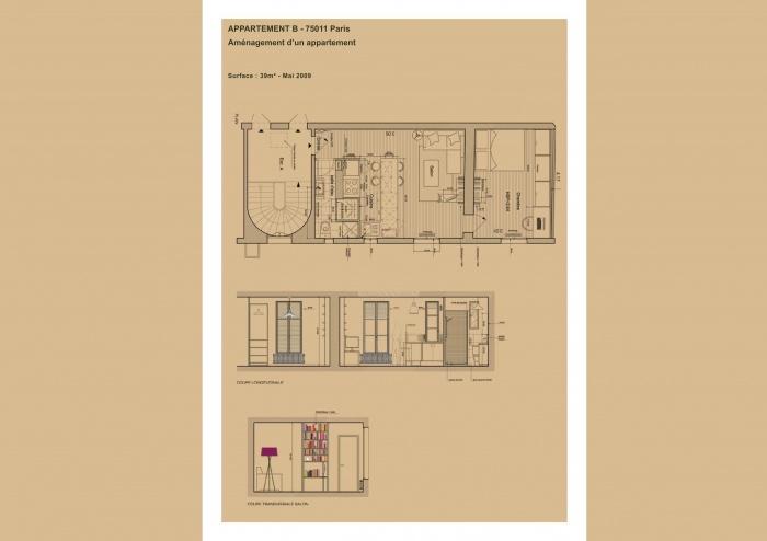 Appartement B 75011