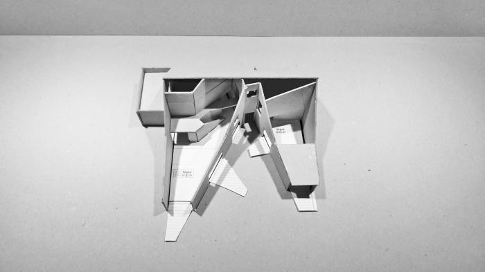 Maison S : maquette-paysage1