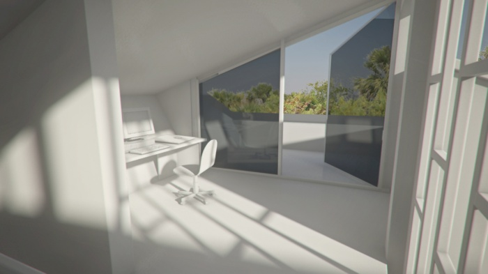 MAISON CREOLE : mezzanine