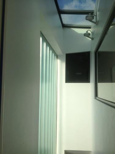 VILLA BELLEVUE : puit de lumière (2)