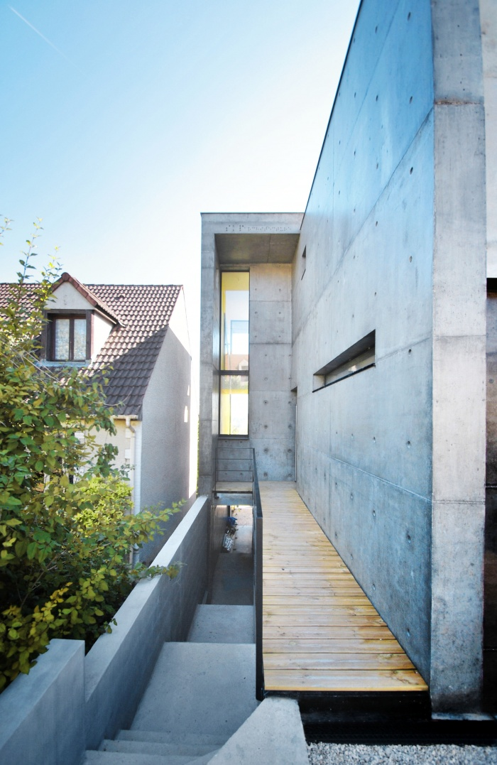 Création d'une maison et atelier d'artiste - Rosny-sous-Bois : image_projet_mini_92469