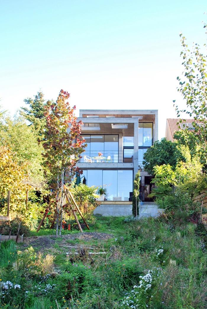 Création d'une maison et atelier d'artiste - Rosny-sous-Bois : image_projet_mini_92471