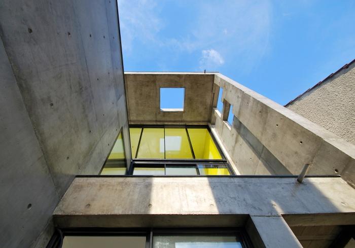 Création d'une maison et atelier d'artiste - Rosny-sous-Bois : 05