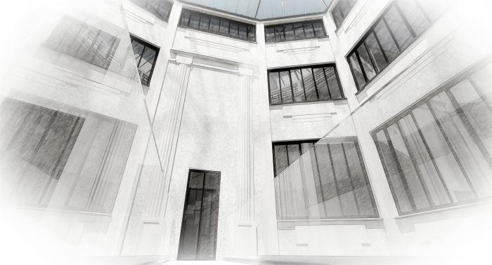 SAMPAIX : dessin passerelle colonnes -2Mo